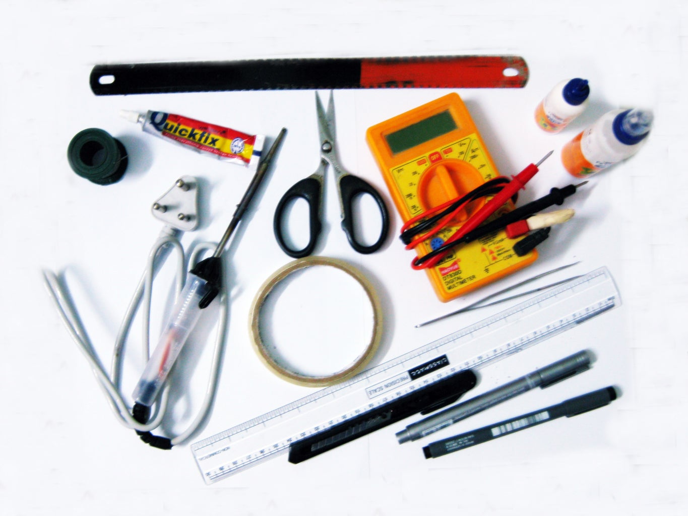 Materials & Tools Required