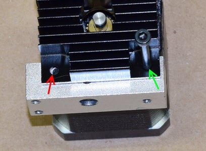 Extruder and X-Axis Corrections