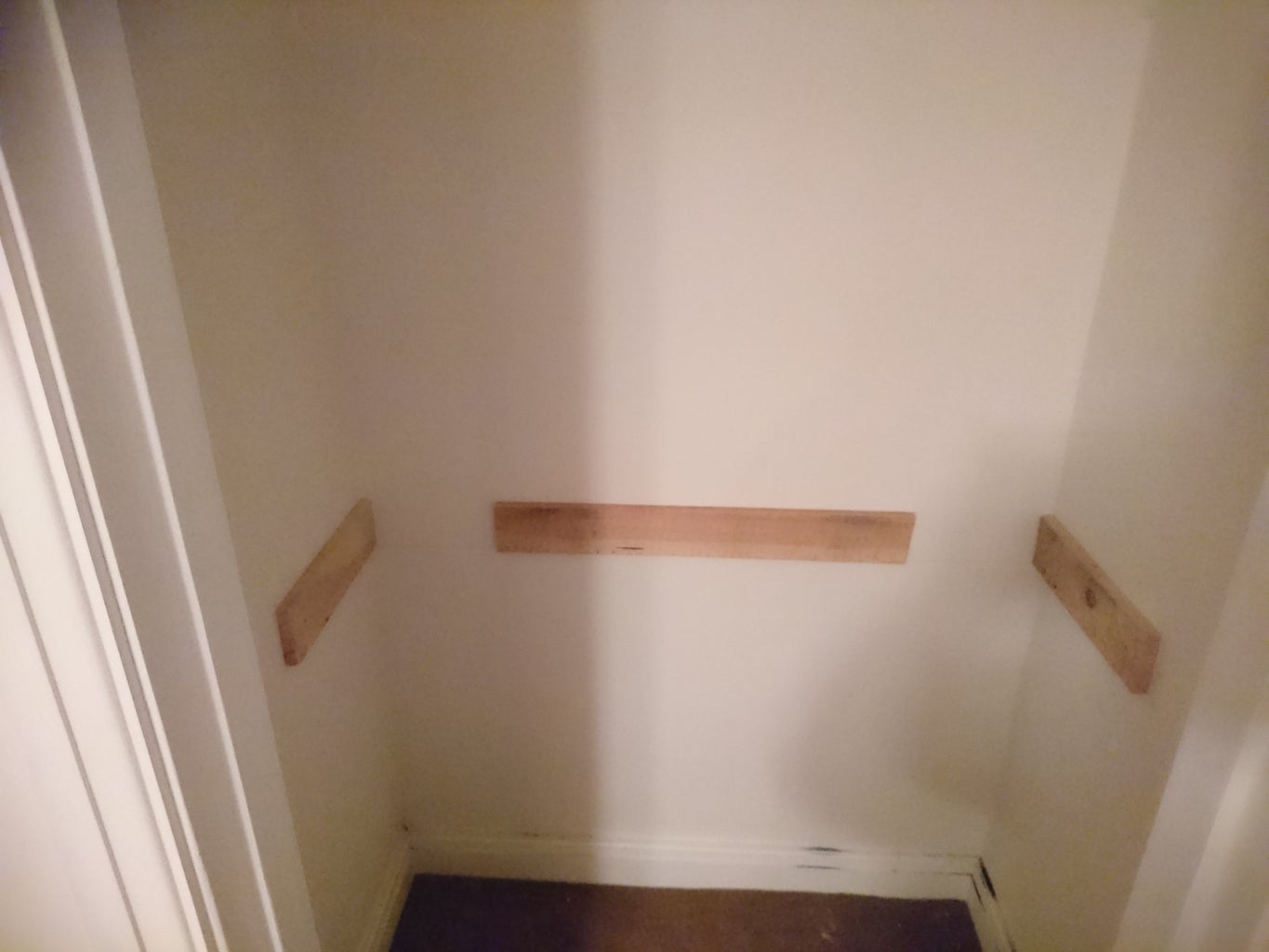 Add Wall Support