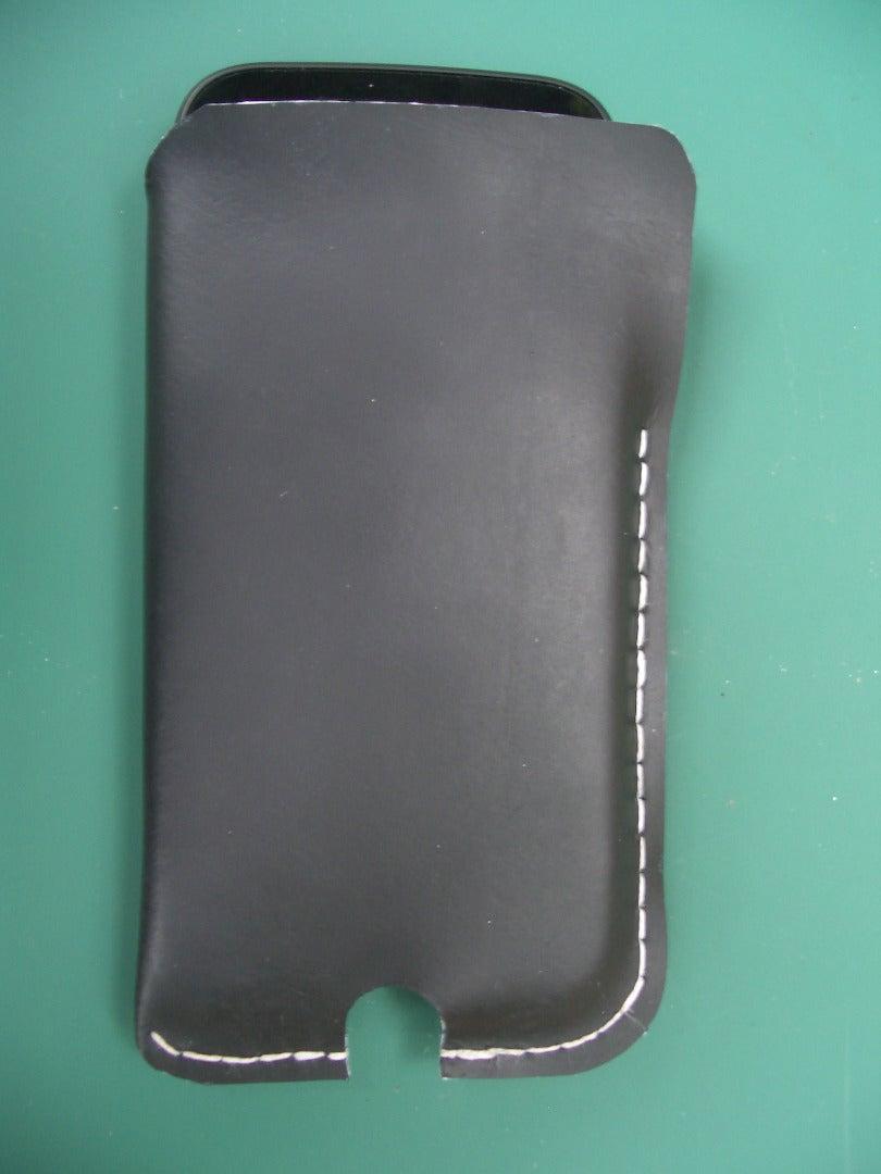 Simple Leather Moto E Case