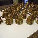 An Army of Daleks Cakes