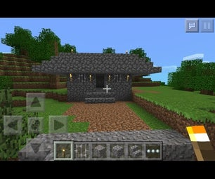 Little Old Cottage for a Crazy Man