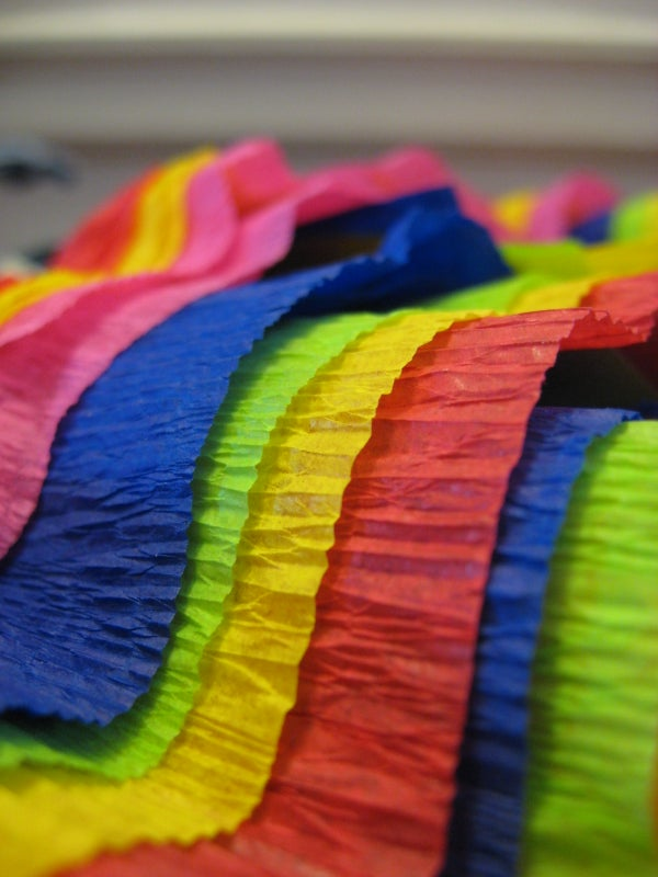 DIY Pinata Costume