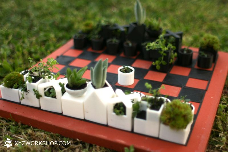 Micro Planter
