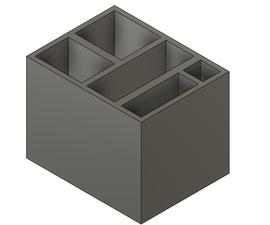 Categorized Box