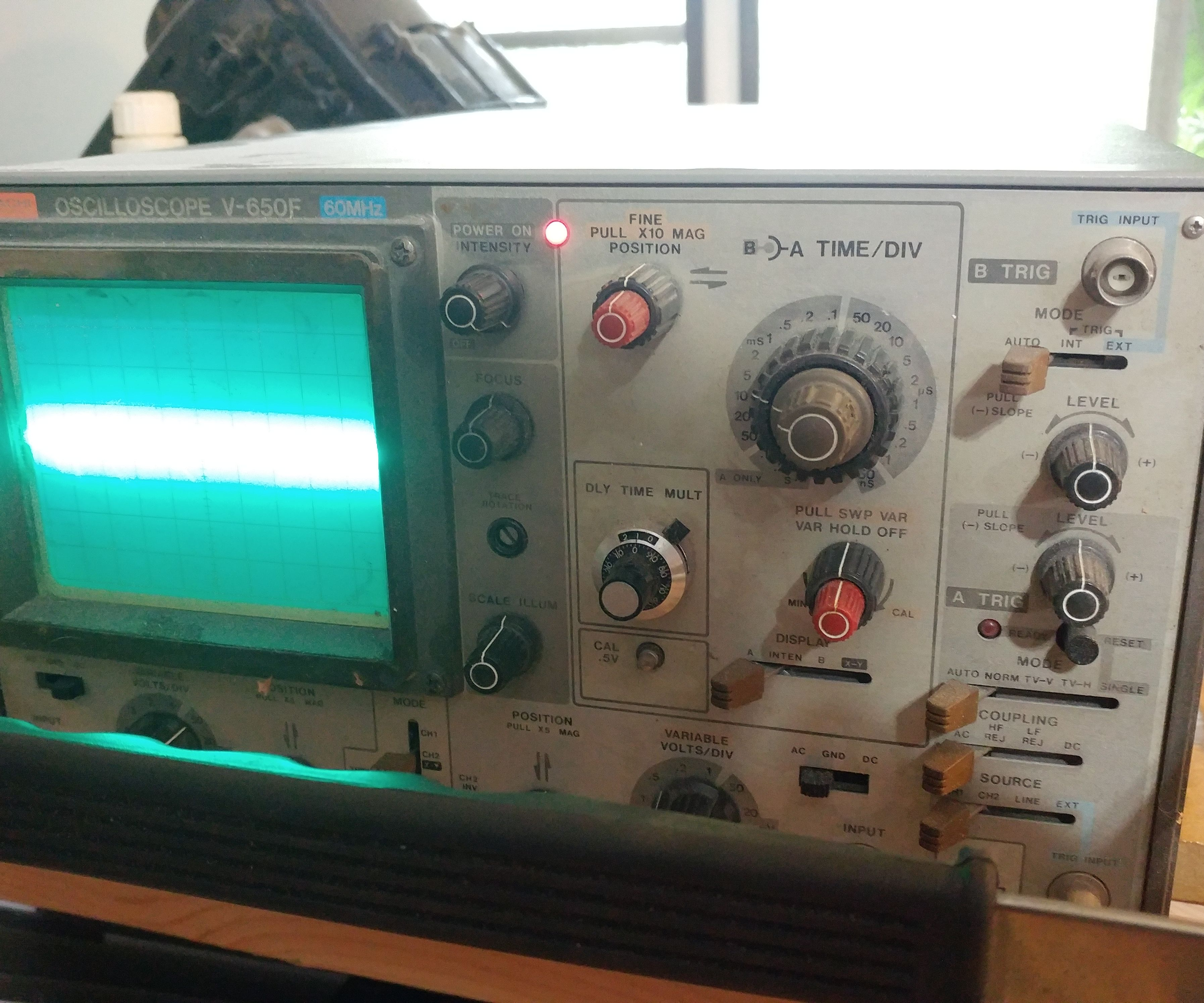 Measure Rotational Speed With an Oscilloscope