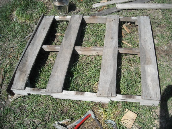 New Options for the Pallet Garden.
