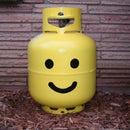 Lego Head Liquid Propane (LP) Tank