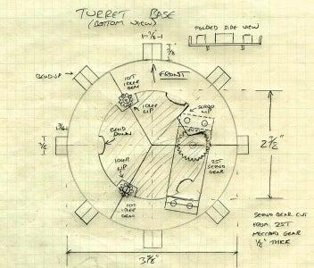 Turret Base
