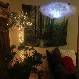 Happy Little Cloud Mood Lighting