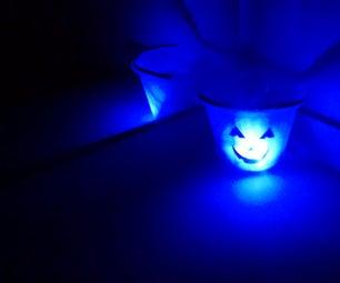 Halloween NodeMCU (ESP8266) Cheerlights Project