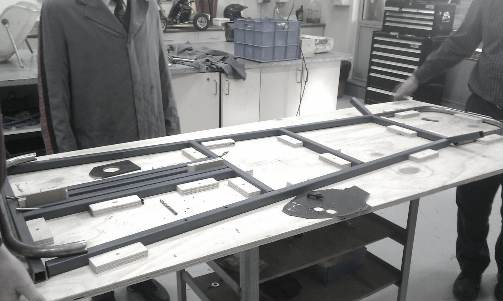 Making/Assembling the Frame