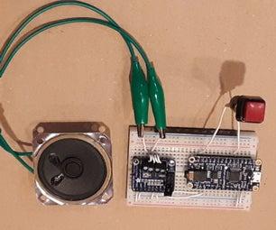 Easy Audio Effects Circuit + Amp