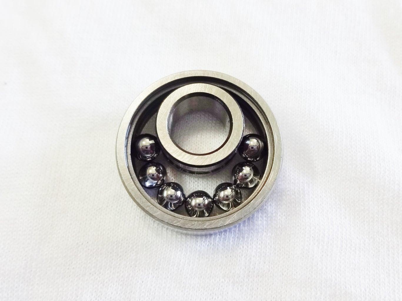 Remove Center Ring