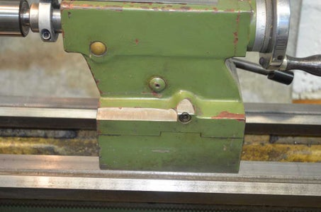 Improvements to My Lathe Tailstock.