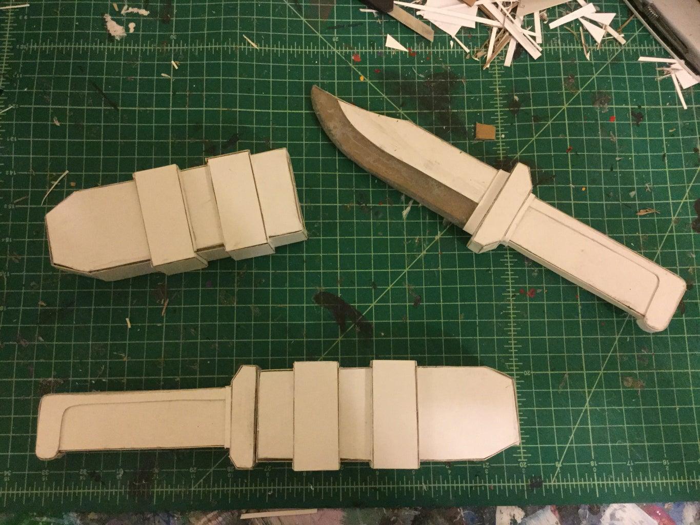Knives and Sheaths