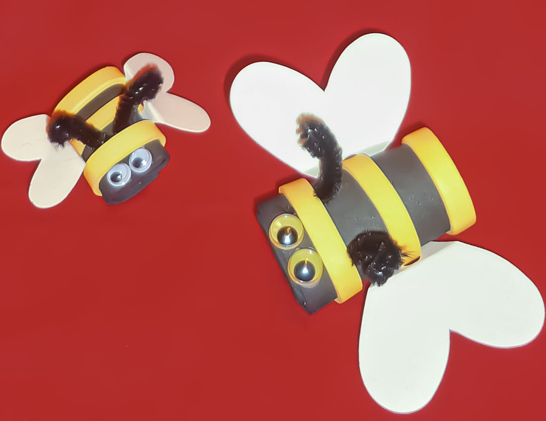 Bumblebee Kids Craft