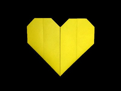 Origami Heart-how to Make an Easy Origami Heart