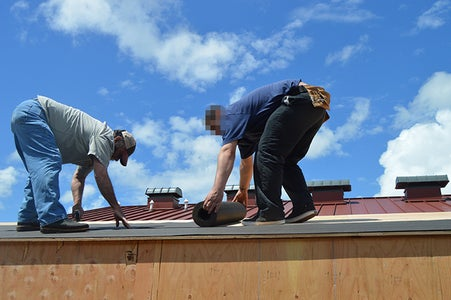 Sealing the Roof
