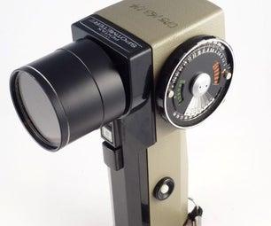 Pentax Spotmeter V Repair