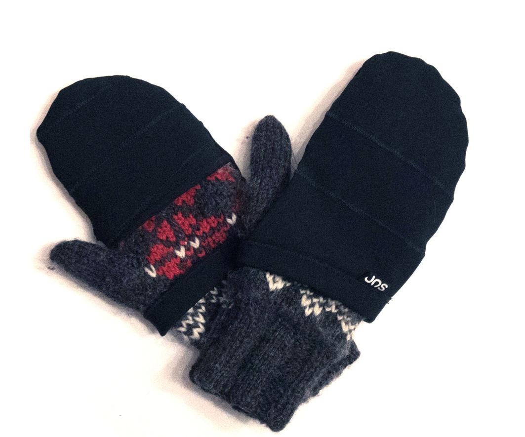 Always Warm Fingers With Mitten Caps