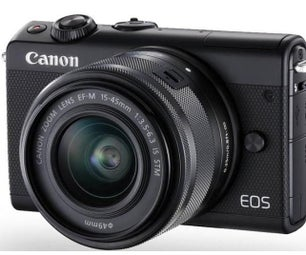 Turn Your EOS M100 Into a Webcam
