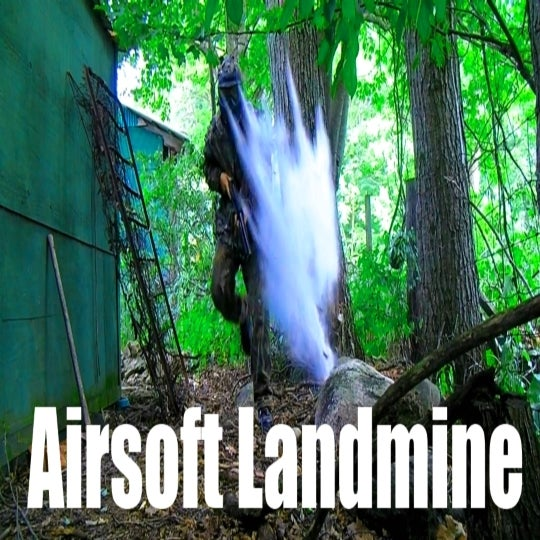How to Make an Airsoft/Paintball Landmine [HD Video Tutorial]