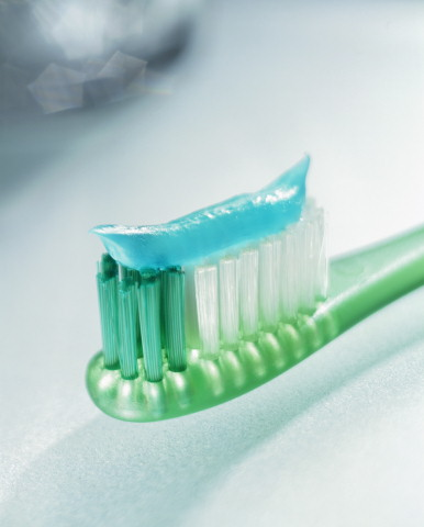 Super Toothpaste