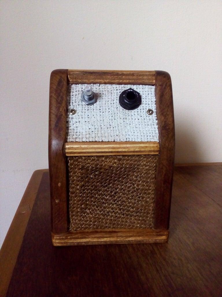 DIY Mini Guitar Amplifier