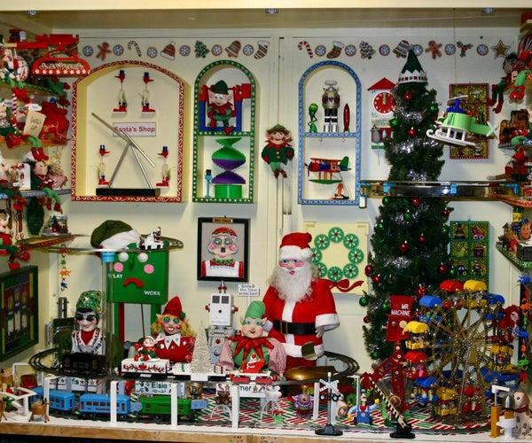 Santa's Shop, 2020