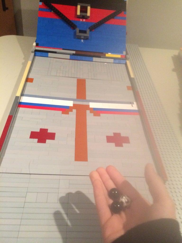 Lego Skeeball