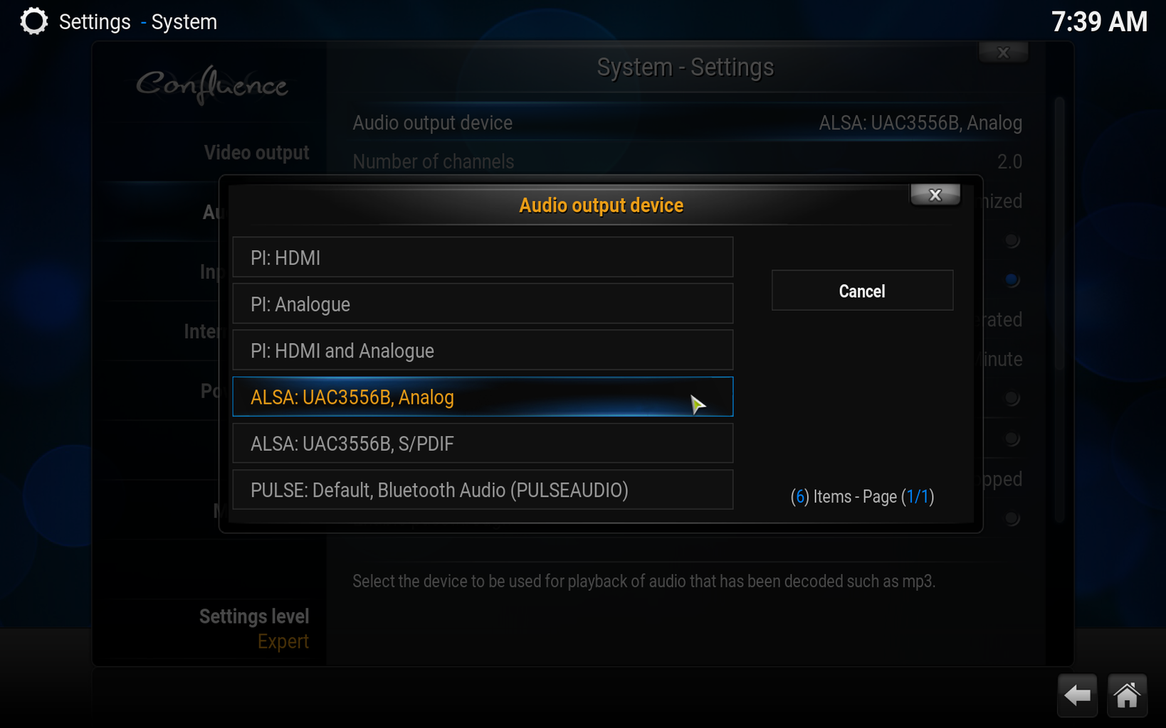 Setting Up AirPlay