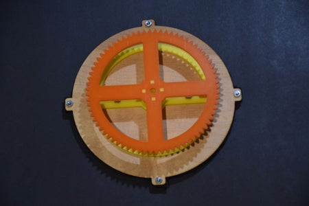 Assemble the Mechanical Parts for the Clock