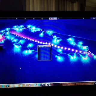 Ambient Computer Lights - Using an Arduino With NeoPixel Strip