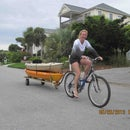 Bike Kayak Trailer