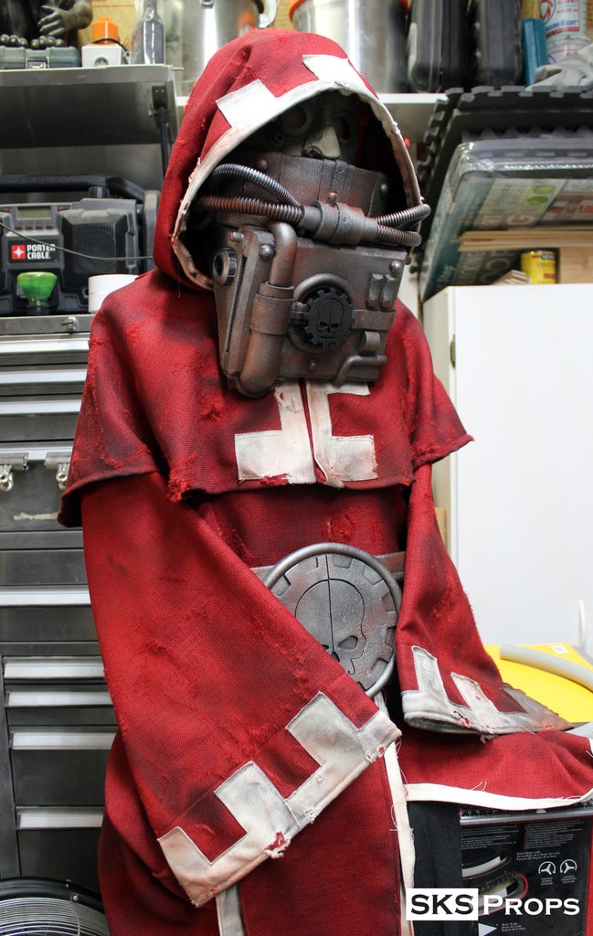 Weathering the Robe
