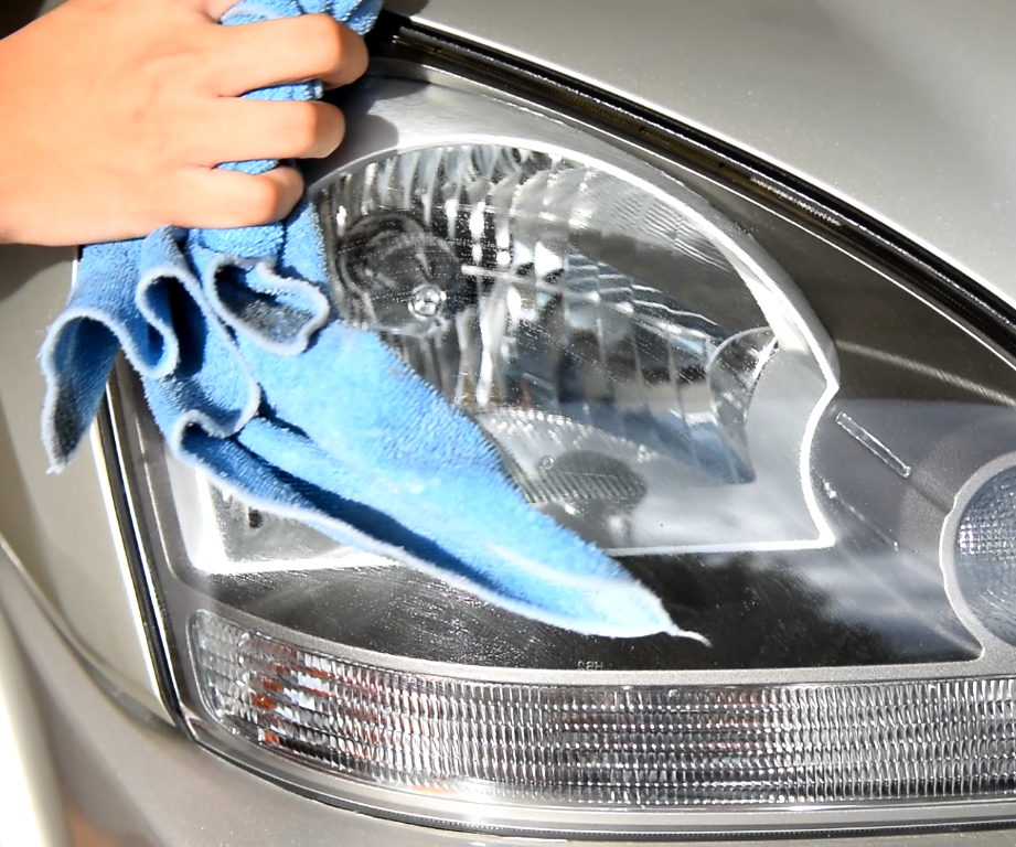 Clean Your Hazy Headlights With Toothpaste