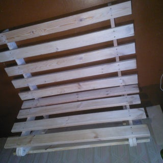 How to Make a Fold Out Sofa/Futon/Bed Frame