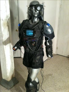 Borg Halloween Costume