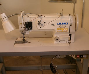 Re-engage the Safety Clutch on Walking Foot Sewing Machine