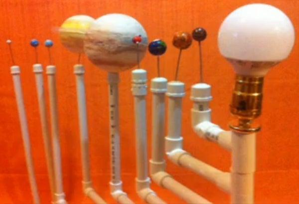 PVC Solar System