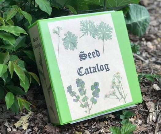 Portable Seed Catalog