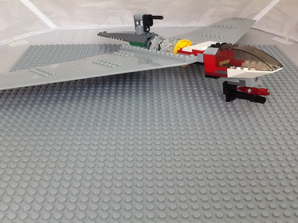 How To Make A Lego Auto Leveling Spacecraft
