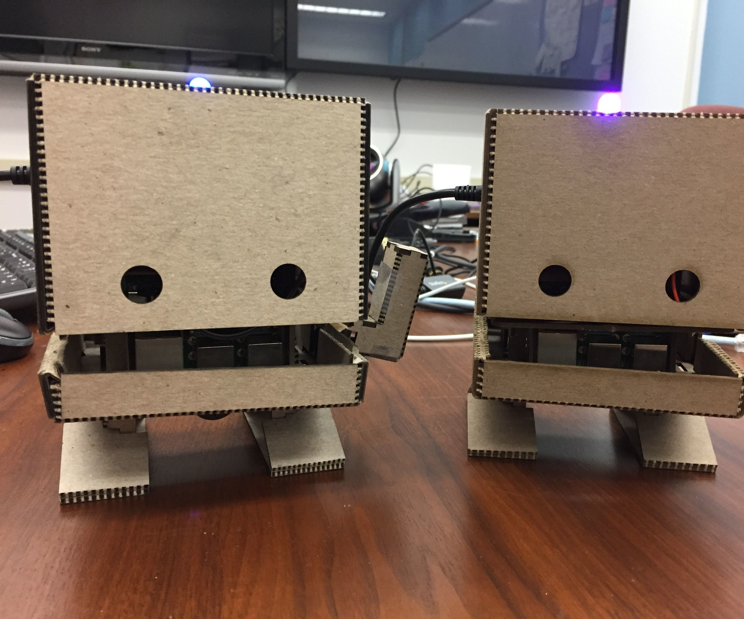 Make your robot respond to emotions using Watson