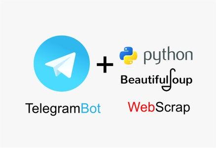 Stock Price Notification Using Telegram Bot and Web Scrap