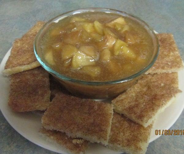 Crock Pot Apple Pie Dip
