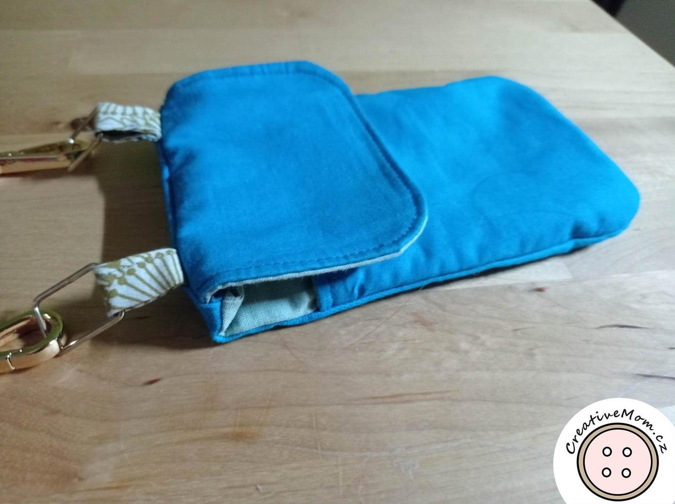Attaching Velcro