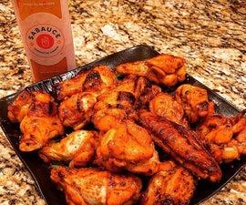 Healthy Barbecue Chicken Marinade | Sabauce Handcrafted Marinade