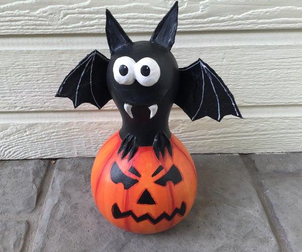 Pumpkin Bat Gourd