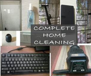 Complete Home Cleaning